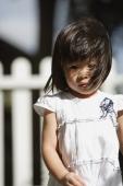 Young girl in backyard - Yukmin