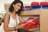 woman shopping - Vivek Sharma