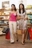 two women shopping - Vivek Sharma