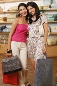 two women shopping - Vivek Sharma