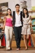 three friends shopping - Vivek Sharma