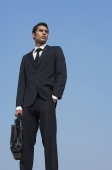 businessman with briefcase - Alex Mares-Manton