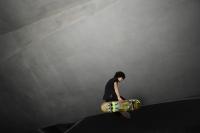 skateboarder - Yukmin