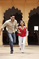 couple running - Vivek Sharma
