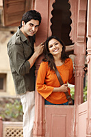 couple posing - Vivek Sharma