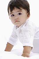 baby boy crawling - Alex Mares-Manton