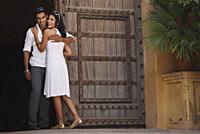 couple embracing - Vivek Sharma