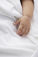baby's hand - Alex Mares-Manton