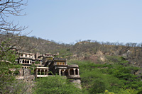 neemrana fort, india - Alex Mares-Manton