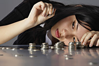 counting coins - Yukmin