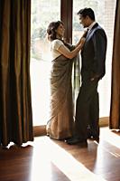 couple smiling - Alex Mares-Manton