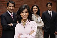 businessmen and businesswomen - Alex Mares-Manton