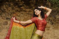 woman in sari dancing - Alex Mares-Manton