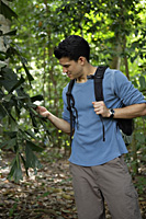 Man on a nature walk - Yukmin