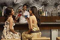 two girls in a bar - Alex Mares-Manton