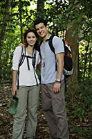 Couple on a hike - Yukmin