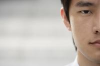 Portrait of man - Yukmin
