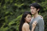 Young couple embracing - Yukmin