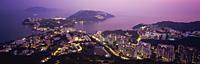Stanley Peninsula at dust, Hong Kong - OTHK