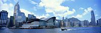Wanchai skyline, Hong Kong - OTHK