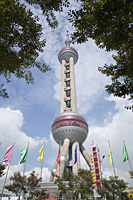 Oriental Pearl TV Tower, Pudong , Shanghai, P. R. China - OTHK