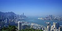 Cityscape from Braemer Hill,  Hong Kong - OTHK