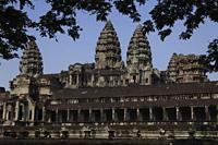 Angkor Wat, Cambodia - Alex Mares-Manton