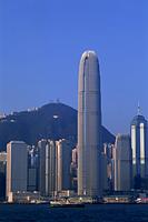 China,Hong Kong,City Skyline and Victoria Peak - Travelasia