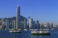 China,Hong Kong,City Skyline - Travelasia