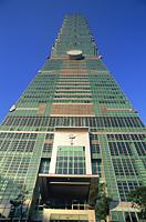 Taiwan,Taipei,Taipei 101 Skyscraper (1667 feet) - Travelasia