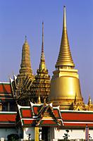 Thailand,Bangkok,Wat Phra Kaeo,Grand Palace - Travelasia