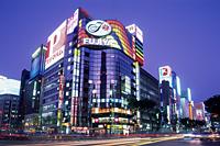 Japan,Tokyo,Ginza,Street Scene - Travelasia