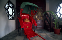 China,Hong Kong,Rickshaw - Travelasia