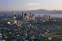 Philippines,Manila,Pasig City Business Area Skyline - Travelasia