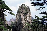 China,Anhui Province,Huangshan,Beihai Scenic Area,Chinese Scenery - Travelasia