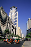 Philippines,Manila,Makati Business District - Travelasia