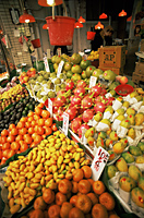 China,Hong Kong,Fruit Market - Travelasia