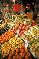 China,Hong Kong,Fruit Market - Travelasia