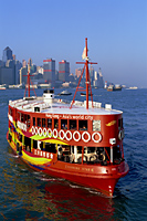 China,Hong Kong,Victoria Harbour,Star Ferry - Travelasia