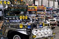 Philippines,Jeepneys - Travelasia