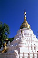 Thailand,Chiang Mai,Wat Bupparam - Travelasia