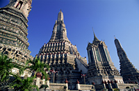 Thailand,Bangkok,Wat Arun,Temple of Dawn - Travelasia