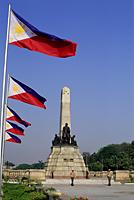 Philippines,Manila,Rizal Memorial Statue - Travelasia