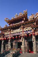 Taiwan,Kaohsiung,Shuen-sanzi-ten Temple - Travelasia