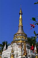 Thailand,Chiang Mai,Wat Saen Fang - Travelasia