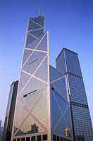 China,Hong Kong,Central,Bank of China,Architect I.M.Pei - Travelasia