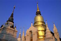 Thailand,Chiang Mai,Wat Suan Dok - Travelasia