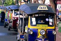 Thailand,Bangkok,Tuk Tuk - Travelasia