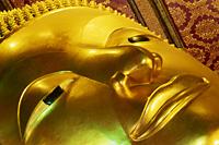 Thailand,Bangkok,Wat Pho,Reclining Buddha - Travelasia