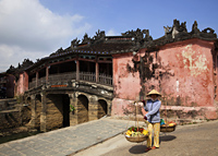 Vietnam,Hoi An,Japanese Covered Bridge - Travelasia
